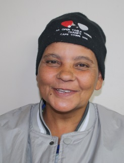Dawne Fortuin will represent the Eastern Cape at the SA Table Tennis Championships  Picture: BHONGO JACOB