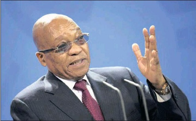 ANC dismisses Zuma removal report as 'fabrication'
